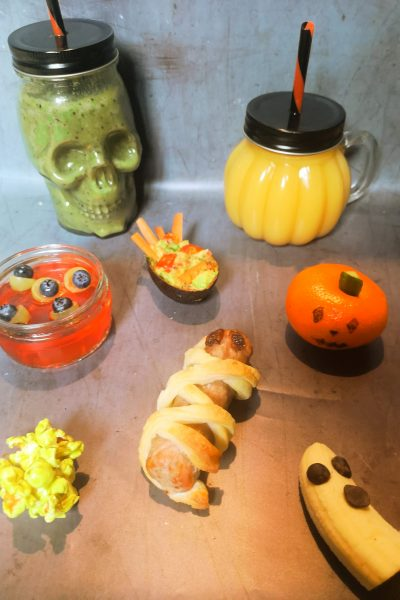 allergy friendly halloween recipes